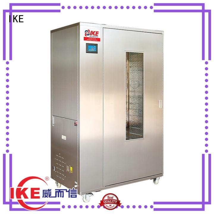 IKE chinese commercial food dehydrator researchtype for flower