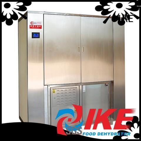 middle flower machine OEM commercial food dehydrator IKE