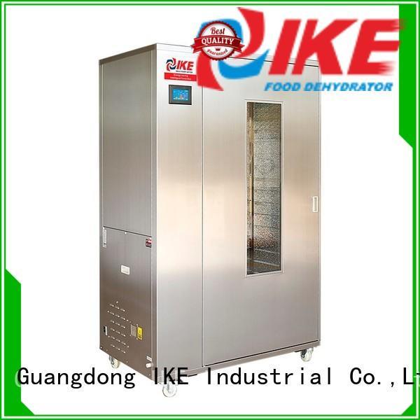 IKE industrial food dehydrator low-noise for leave