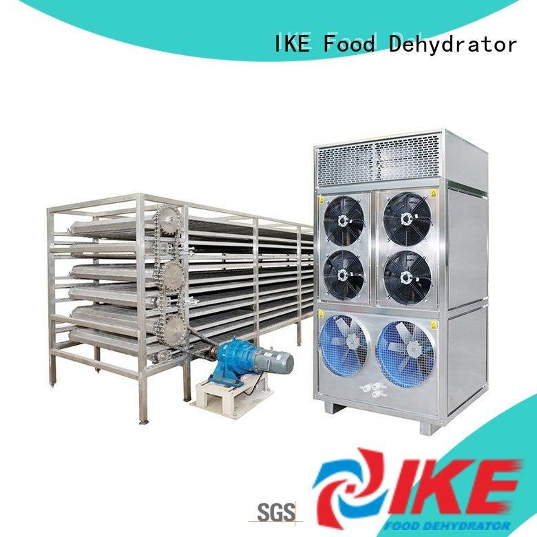 steel conveyor belt top brand for fruit IKE