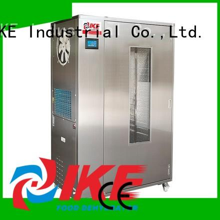 Custom low flower commercial food dehydrator IKE herbal