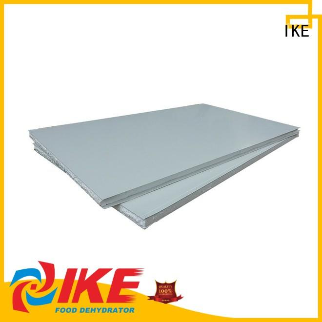 IKE steel stainless steel rack price hole for dehydrating