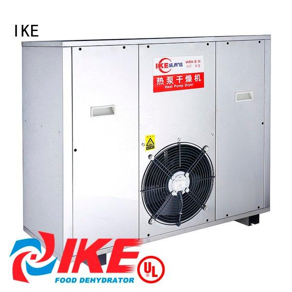 Wholesale industrial stainless dehydrator machine IKE Brand