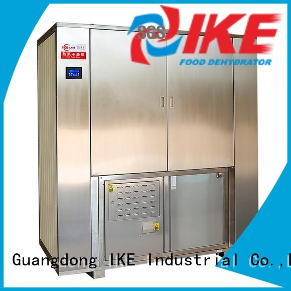 steel cabinet dryer for food heat IKE