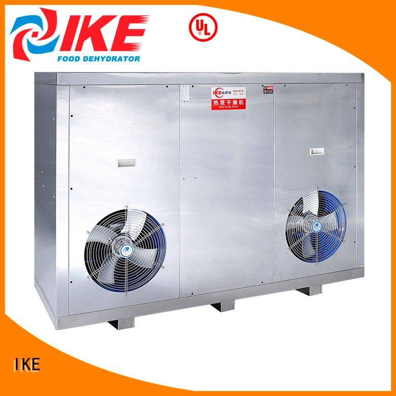 IKE Brand industrial grade dehydrator machine stainless steel