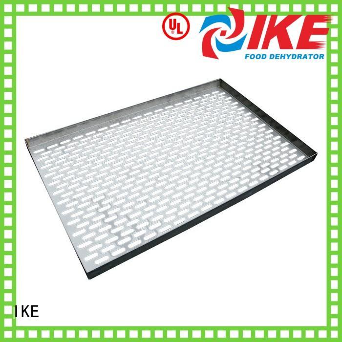round stainless steel wire shelves teflon fruit IKE
