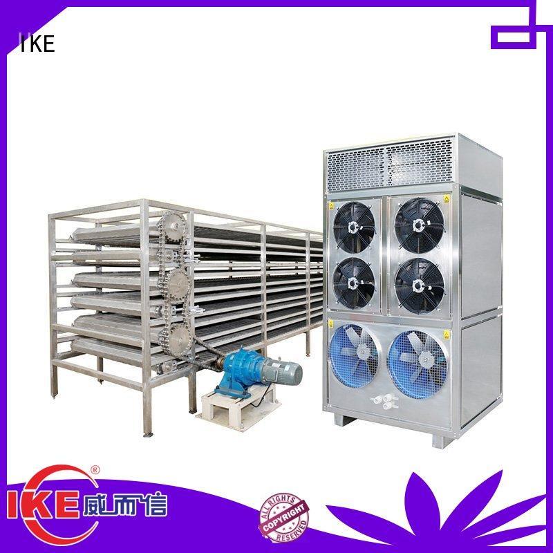 belt food OEM drying line IKE