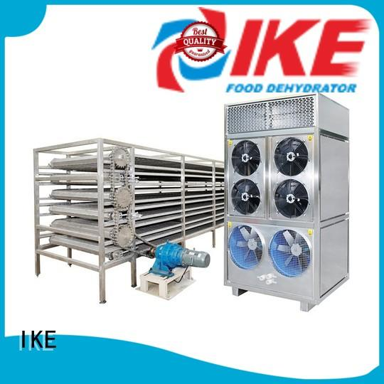 IKE promotional drying line commercial for jerky