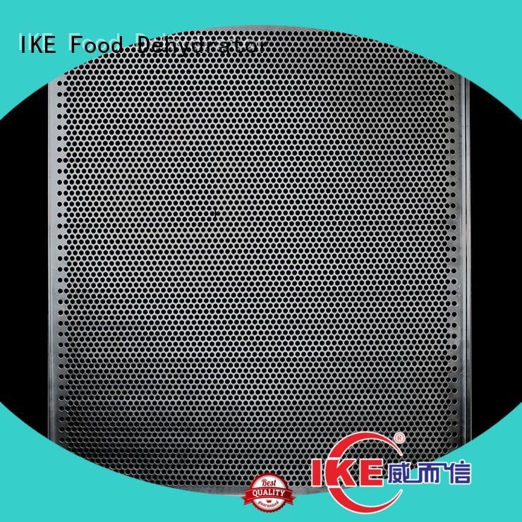 IKE steel stainless steel shelves commercial vegetable fruit