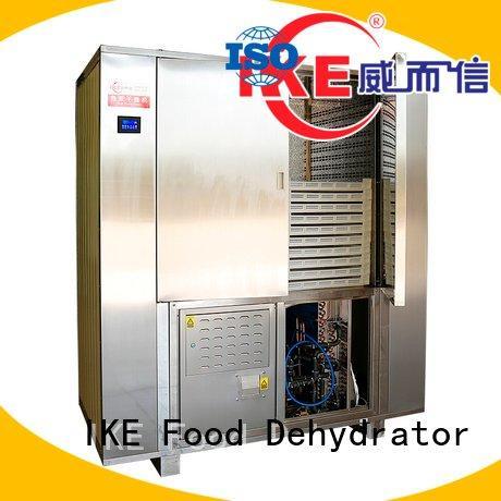 Custom commercial food dehydrator vegetable temperature low IKE