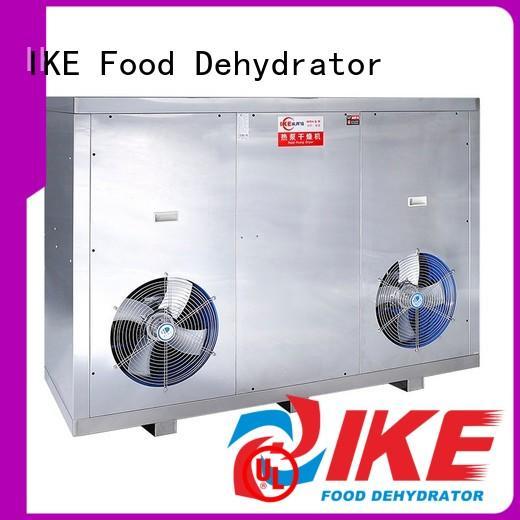 IKE Brand industrial low dehydrator machine dehydrator factory