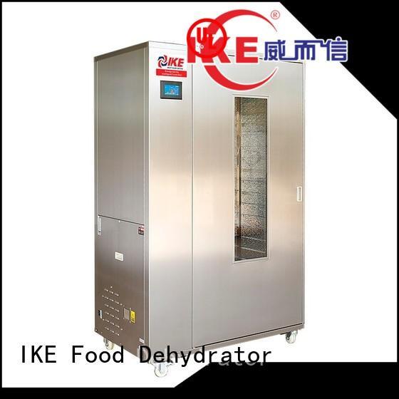 IKE electric food dehydrator supplies dehydrating heat