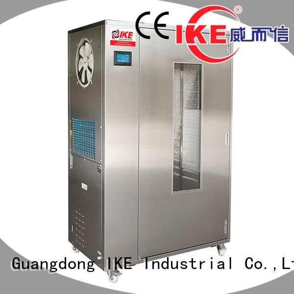 IKE steel flower temperature dehydrate in oven chinese