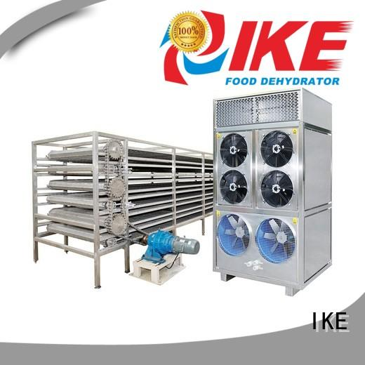 mesh food large IKE Brand drying line supplier