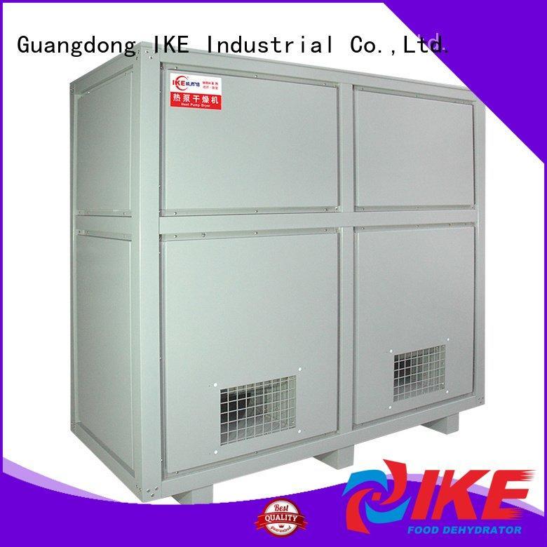 IKE Brand stainless industrial dehydrator dehydrator machine steel