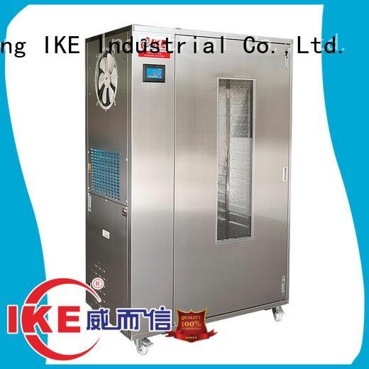 low steel herbal IKE Brand commercial food dehydrator