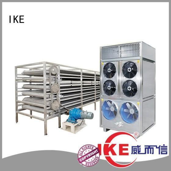 IKE Brand belt customized drying line manufacture