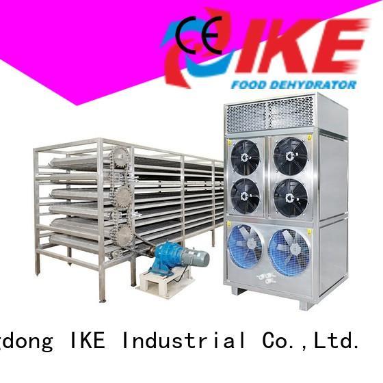 IKE energy-saving steel conveyor belt fast delivery for beef