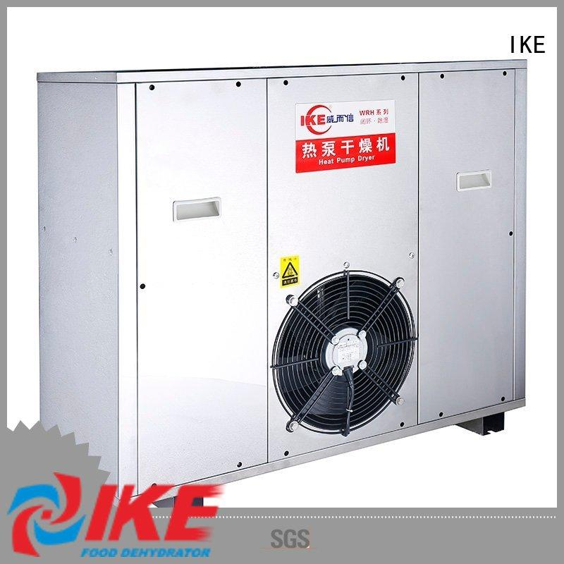 industrial temperature fruit IKE Brand dehydrator machine supplier