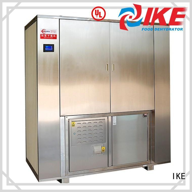 IKE Brand steel low commercial food dehydrator food factory