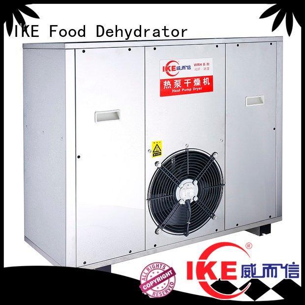 IKE Brand stainless professional food dehydrator low machine