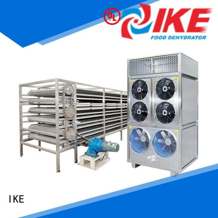 IKE steel conveyor belt top brand for jerky
