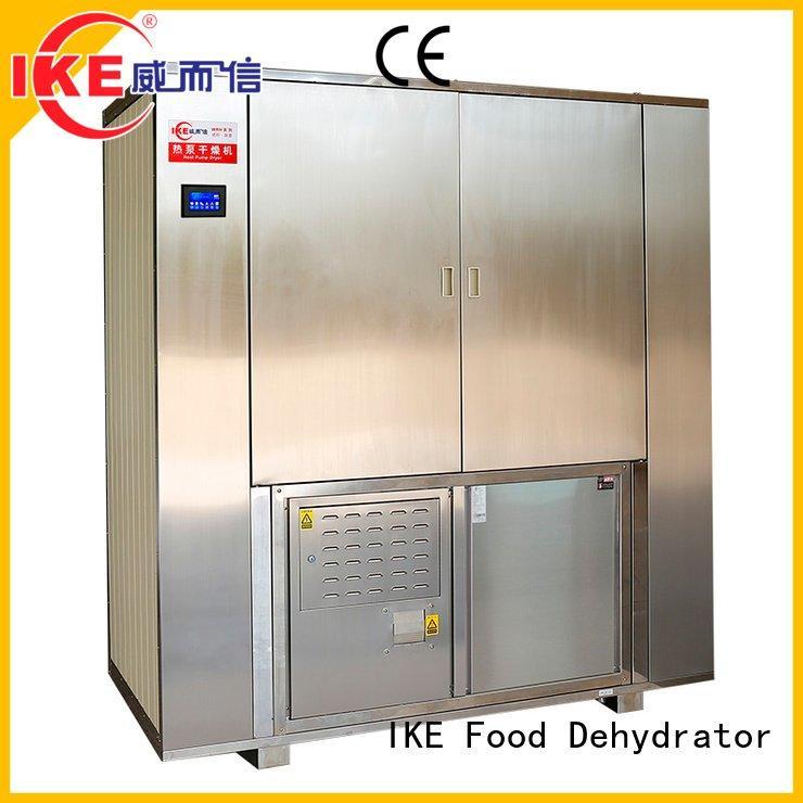 temperature steel IKE dehydrate in oven
