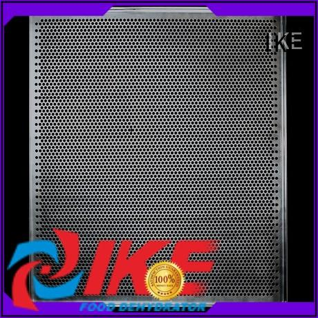 IKE stainless steel shelves commercial for dehydrating