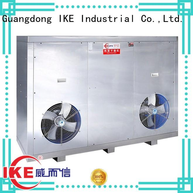 low drying stainless professional food dehydrator IKE manufacture