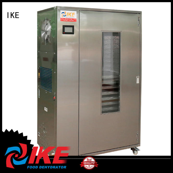 Hot middle commercial food dehydrator commercial stainless IKE Brand