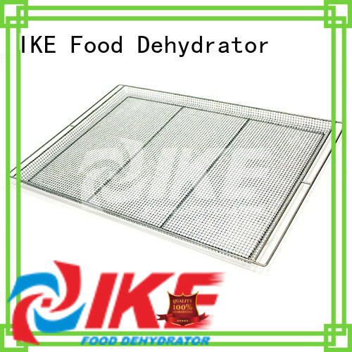 steel shelving unit heat dehydrating IKE