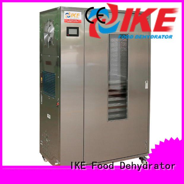 Custom low temperature commercial food dehydrator IKE dehydrator