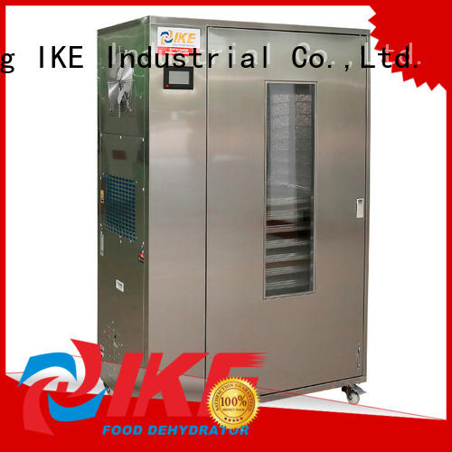 dehydrate in oven stainless machine IKE Brand company