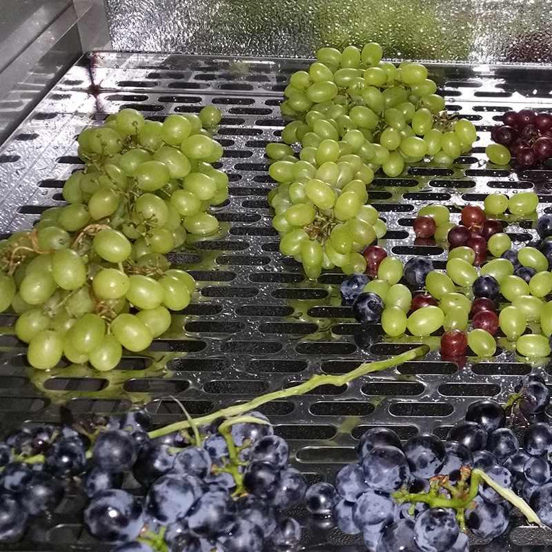 Cómo secar las pasas de uva