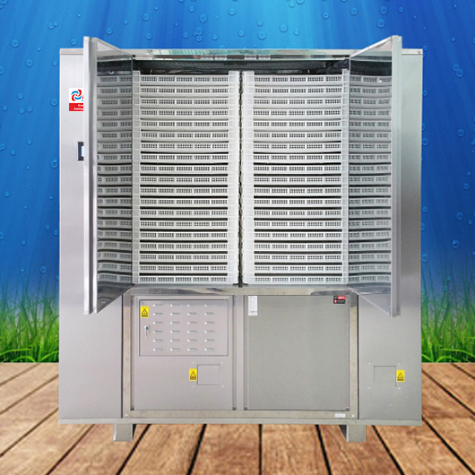 WRH-300B Middle Temperature Chinese herbal Commercial Dehydrator-7