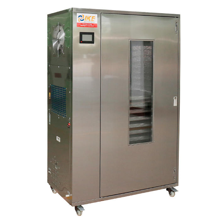 WRH-100D Low Temperature Heat Pump Flower And Leave Dehydrator
