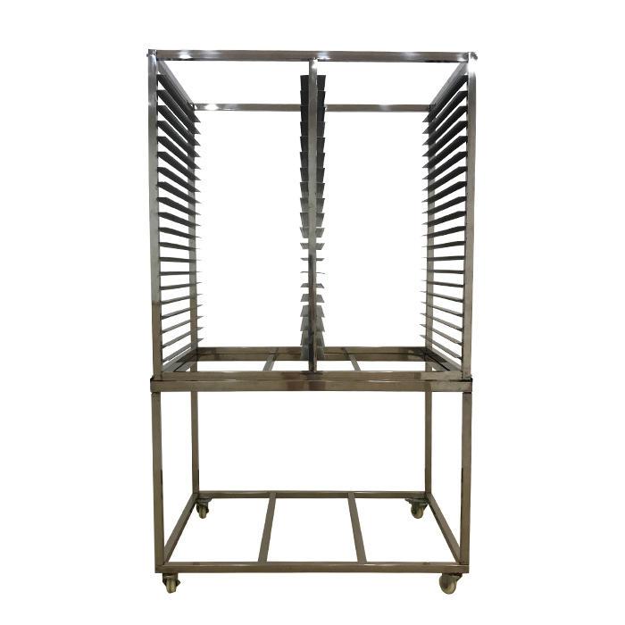 Rack de acero inoxidable para deshidratador de alimentos WRH-300B / 300GB