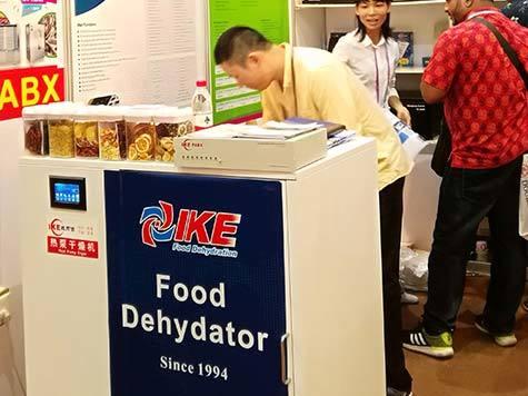 IKE participó en la feria de importación y exportación de China