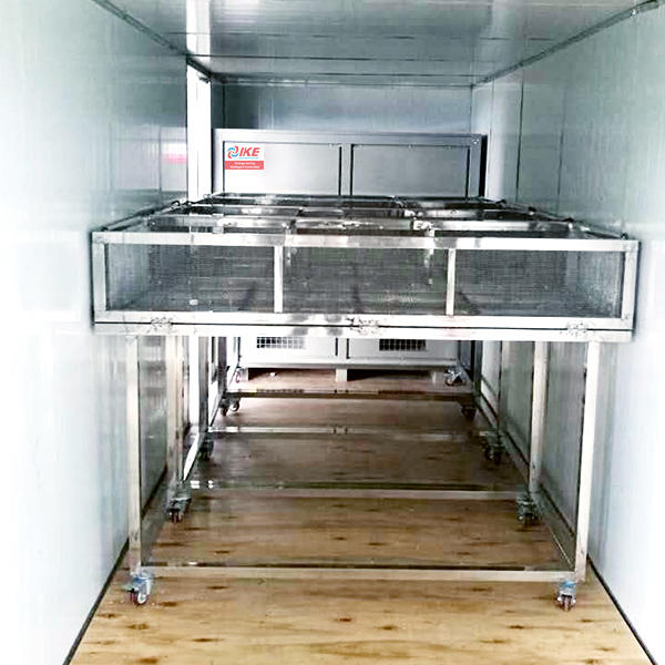 drying temperature dryer IKE Brand professional food dehydrator factory