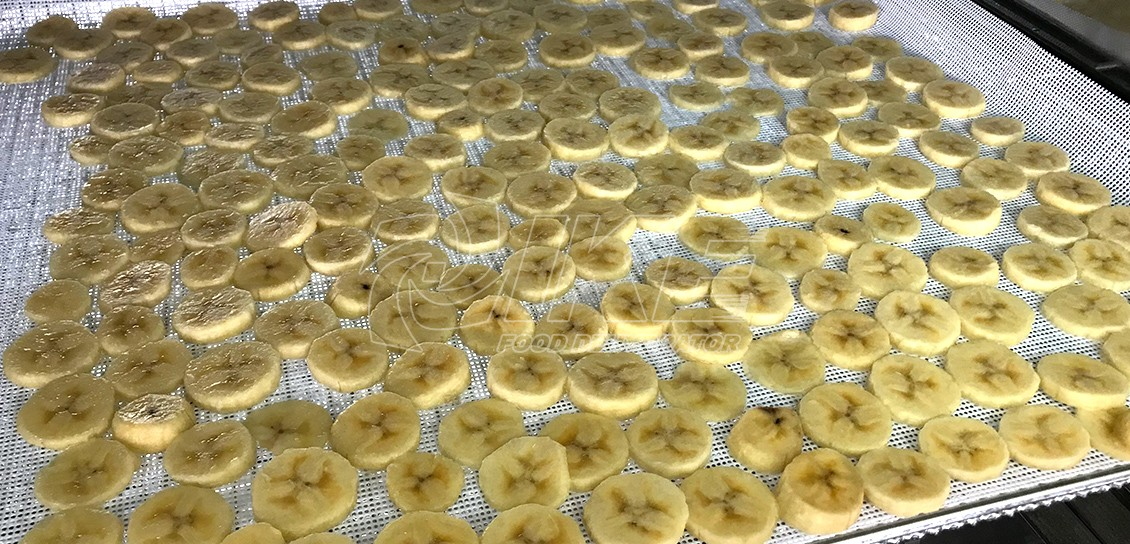 IKE-Banana Dehydrator, Banana Drying Machine, Dried Banana Processing Machine
