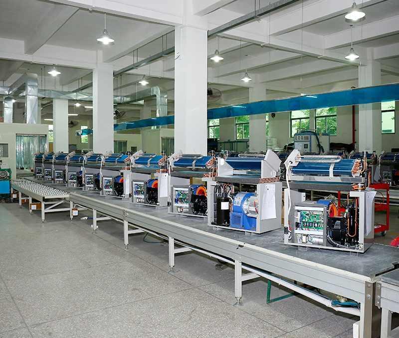 Host assembly line
