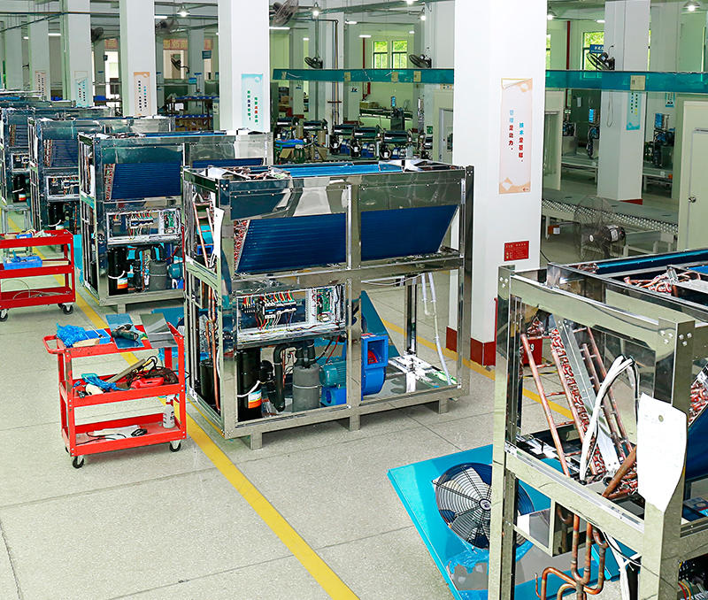 WRH-1200 Embedding food dehydrator production line