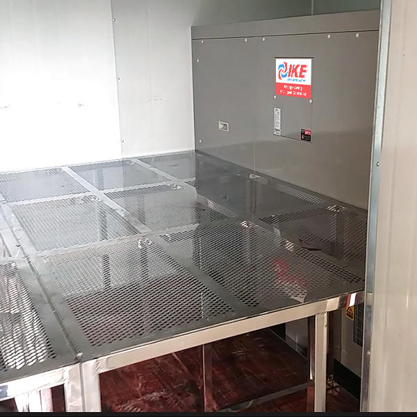 WRH-500A Commercial Middle Temperature Electric Digital Food Dryer
