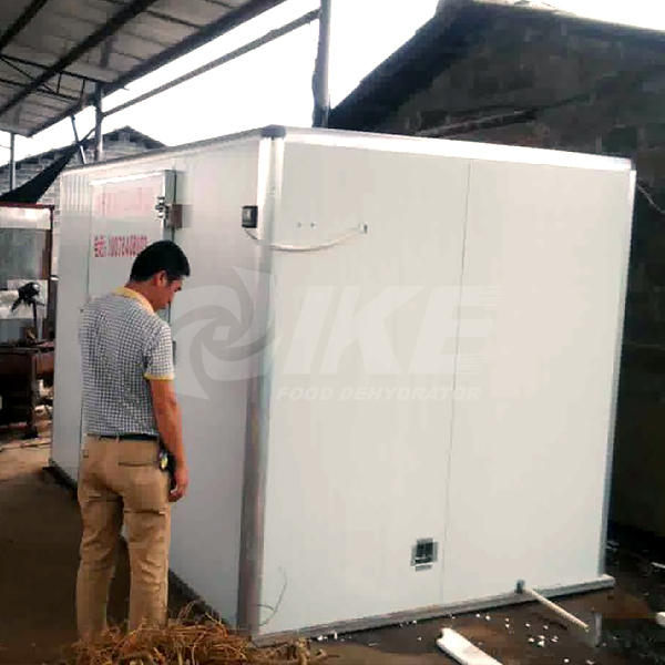 WRH-500G Industrial And Commercial High Temperature Food Drying Machine