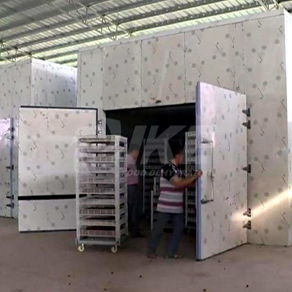 WRH-1200G Deshidratador de carne seca industrial de alta temperatura y mejor temperatura