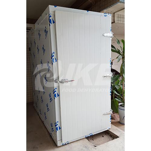 Secador comercial de frutas y verduras de temperatura media WRH-300A