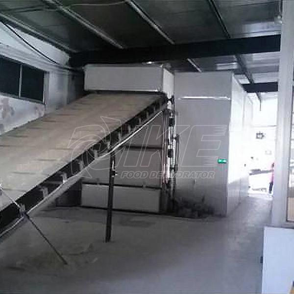 IKE-Drying Line | Customized Conveyor Mesh Belt Large Food Dehydrator - Ike-5