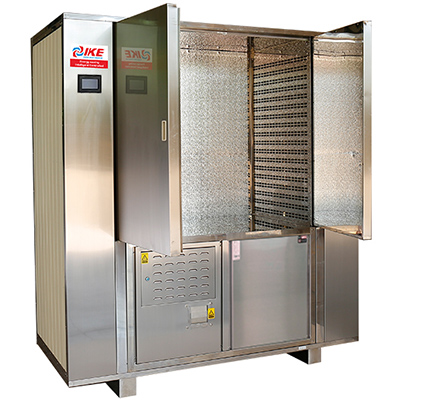 IKE-News About Hot-Sale Pork Rinds Drying Machine-5