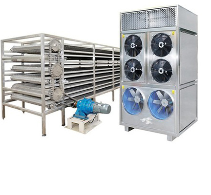 IKE-News About Hot-Sale Farfalle Drying Machine-7
