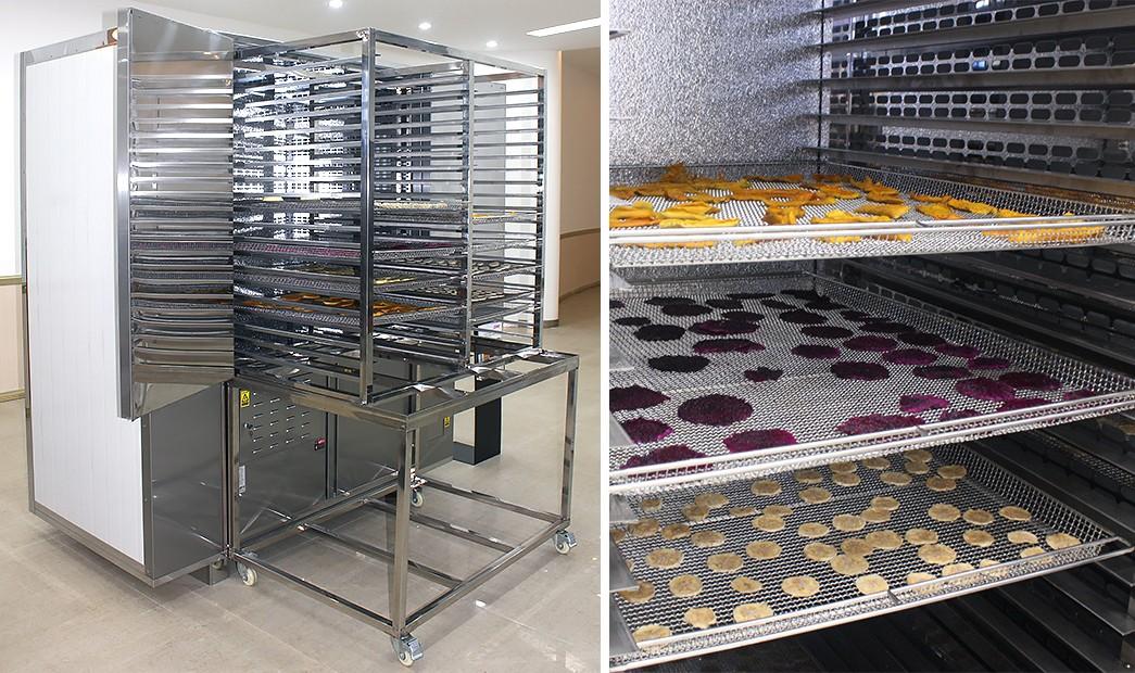 IKE-WRH-300gb High Temperature Stainless Steel Food Dehydrator Machine-1